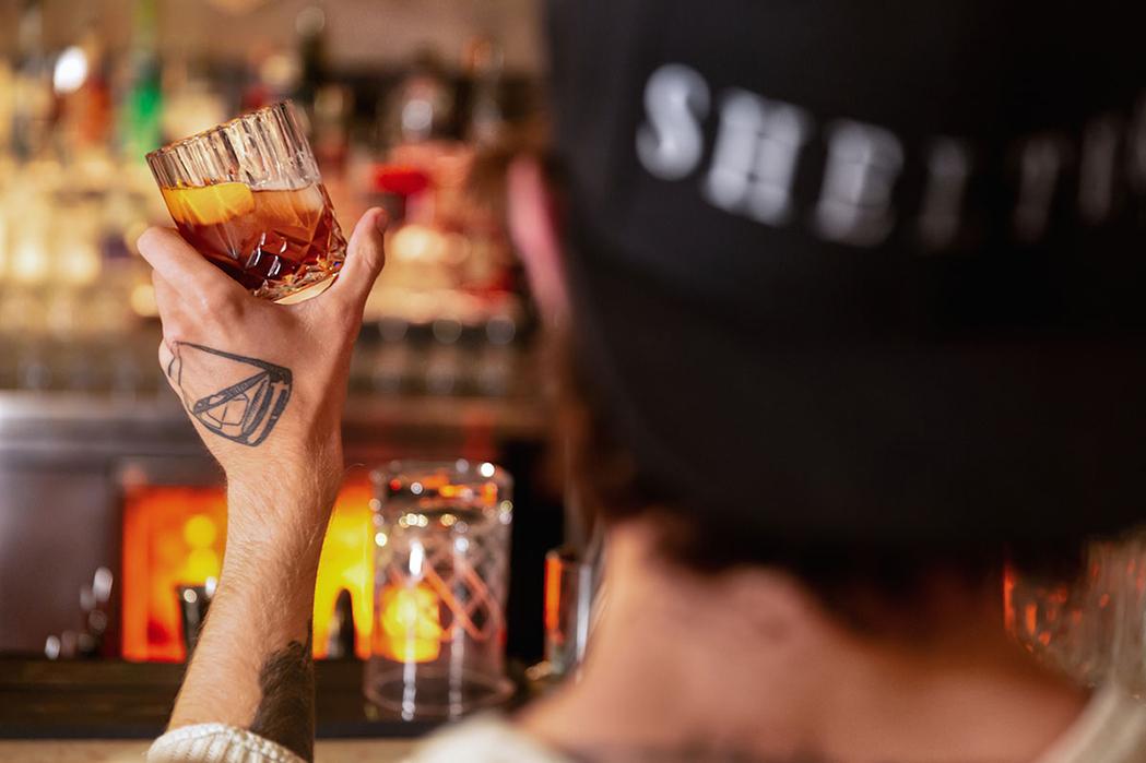 Shelter Cocktail Bar Calgary Shelter Gear
